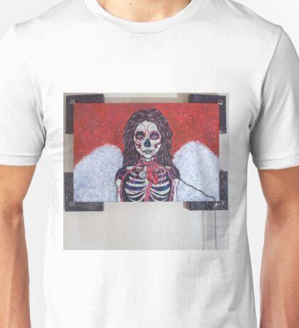 Trudging through oblivion Unisex T-Shirt