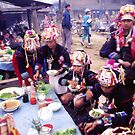 Muang Sing market, Laos by John Spies
