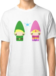 Gnome Link and Zelda Classic T-Shirt