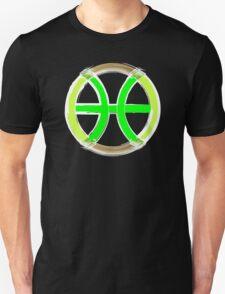 PISCIS SYMBOL GREEN T-Shirt