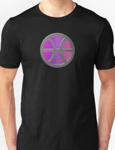 PISCIS SYMBOL SHIELD T-Shirt