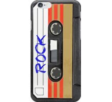 Rock and Roll music cassette iPhone Case/Skin