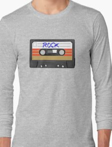 Rock and Roll music cassette T-Shirt