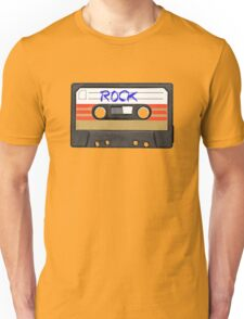 Rock and Roll music cassette Unisex T-Shirt