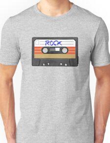 Rock and Roll music cassette Unisex T-Shirt