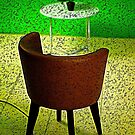 Chair and Plant by mrfriendly