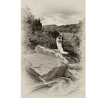 Timeless High Force Waterfall Photographic Print