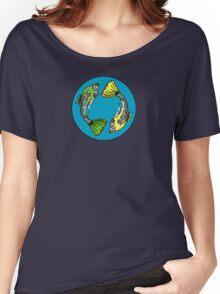 PISCIS SEAL Women's Relaxed Fit T-Shirt