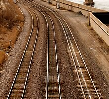 Curved Tracks by Modified