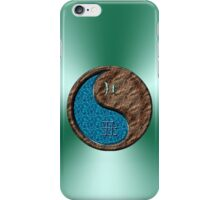 Pisces & Ox Yin Earth iPhone Case/Skin