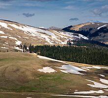 mountain plateau Lago-Naki by vkph