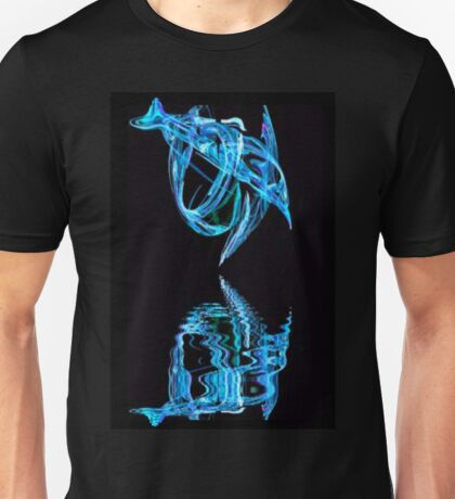 Dolphin with Reflection, Unisex T-Shirt