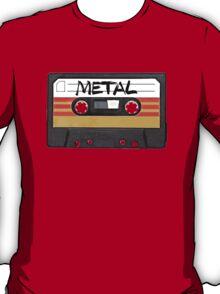 Metal Music - Cassette Tape T-Shirt