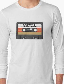 Heavy metal Music band logo Long Sleeve T-Shirt