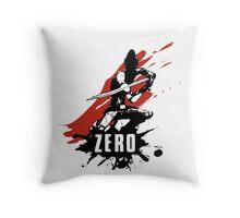 Zero Throw Pillow