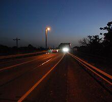 Lights in the Dark by Graham Mewburn