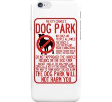 WTNV Dog Park iPhone Case/Skin