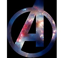 Avenger Space Photographic Print
