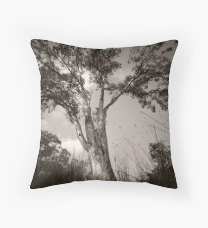 Rivergum Throw Pillow