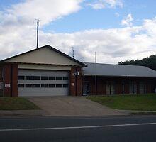 Kiama 346 Fire Station by roybob
