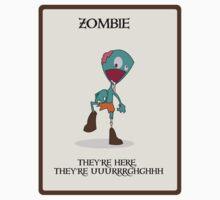 Zombie by Sonja Wells