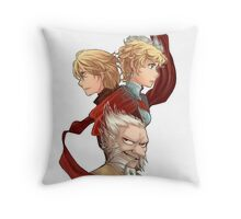 Radiant Historia Throw Pillow