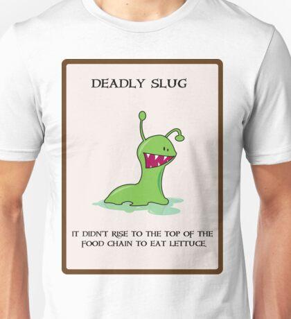 Deadly Slug Unisex T-Shirt