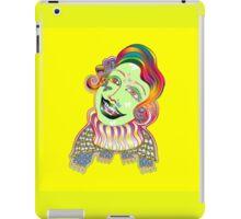 Crazy Turtle iPad Case/Skin