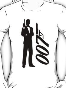 James bond - 007 T-Shirt
