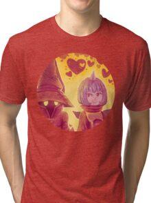 Final Fantasy IX - Eiko and Vivi Tri-blend T-Shirt