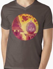 Final Fantasy IX - Eiko and Vivi Mens V-Neck T-Shirt