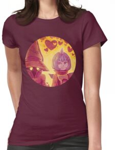 Final Fantasy IX - Eiko and Vivi Womens Fitted T-Shirt