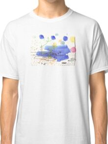 Two Kayaks on the Bay Classic T-Shirt