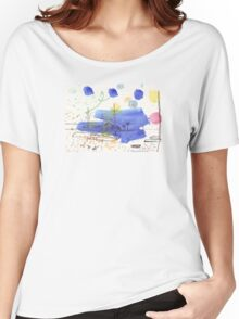 Two Kayaks on the Bay Women's Relaxed Fit T-Shirt