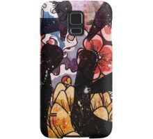 Flower Kanji Samsung Galaxy Case/Skin