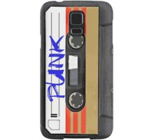 PUNK Music band logo in Cassette Tape Samsung Galaxy Case/Skin