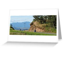 Hit the Road Greeting Card