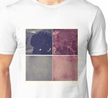 four in one - another one Unisex T-Shirt