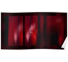 Illusion Triptych Poster