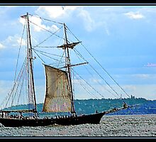 PAINTED CLIPPER by BOLLA67