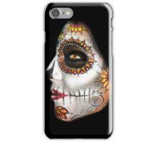 dia des los muertos- sugar skulls 10 iPhone Case/Skin