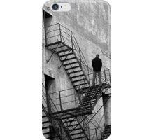 The Fire Escape iPhone Case/Skin