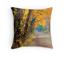 Fall-Tastic Throw Pillow