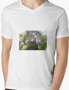 lovely flowers Mens V-Neck T-Shirt