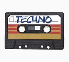 Techno Music Cassette Tape Kids Clothes
