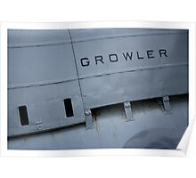 USS Growler Poster