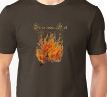flame Unisex T-Shirt