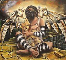 Samson & Delilah  by Jade Zivanovic