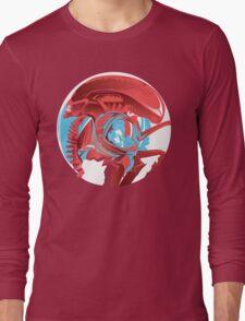 alien, ripley, jones Long Sleeve T-Shirt