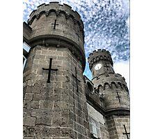 Towering Crenulations Photographic Print